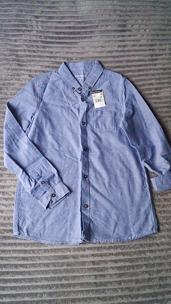 Рубашка In Extenso, разм. 9-12 л.