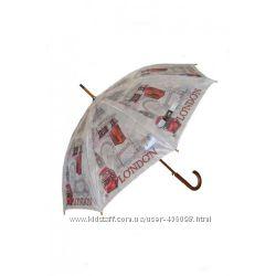 Яркие зонты женские