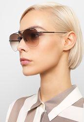 Брендовые очки Sunglasses Aviator Mont Blanc  MB0037 S 001 -  унисекс