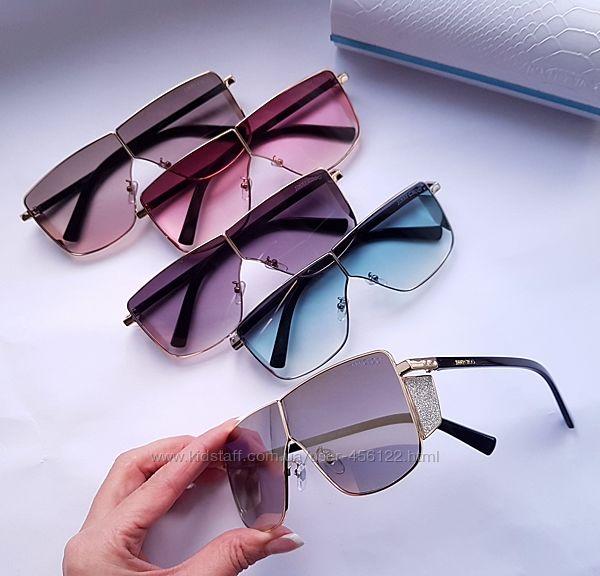 New- топовые очки- маска Jimmychoo- 5 цветов.