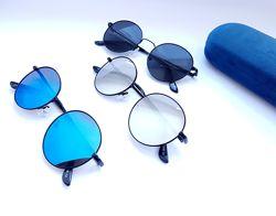 Стильные очки Giovanny Bros Rounde- 3N защита   в стиле Ray Ban
