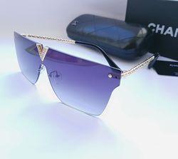 New- стильные новинки - очки маска , авиаторы Jimmychoo Chanel - 5 цветов