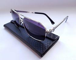 Мужские  очки Matrix  - Armani Gucci  - линза polarized . Комплектация