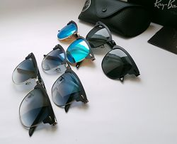 Очки Ray Ban легендарные clubmaster- 4 цвета. Опт и розница