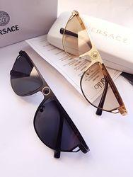 Топовые очки  2020- Versace mod 2230 -  cateye / Фирменный комплект
