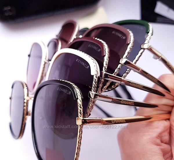 Брендовые  очки  - Chanel  polaroid . Люкс. Широкий ассортимент