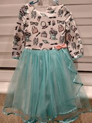Шикарное платье Mevis