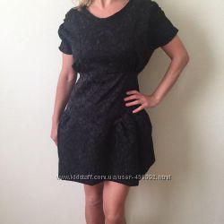 1897114bcb7 Платье Zara черное