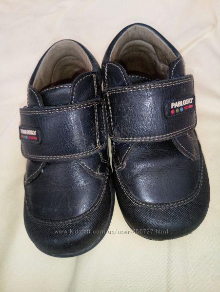 Ботиночки Pablosky, стелька 13 см