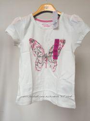 Фирменные футболки для девочек из Англии, Primark