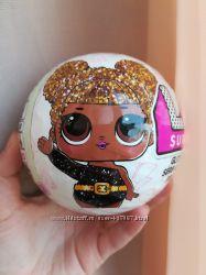 Кукла LOL Surprise Glitter Блестящие, ОРИГИНАЛ