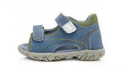 Кожаные босоножки, сандалии D. D Step 25-30р Летняя обувь. АС625-28С