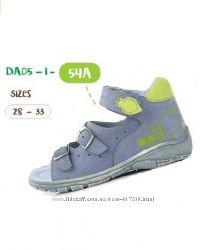Кожаные босоножки, сандалии Ponte20 р. 28-33р Летняя обувь. Ортопедические.