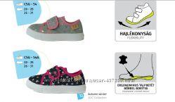 Джинсовые туфли, мокасины D. D. Step - р. 20-32. Стелька кожа. Большемер
