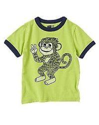 Детская футболка CRAZY8, Америка. На 3-6 месяцев. Яркая детская футболка.