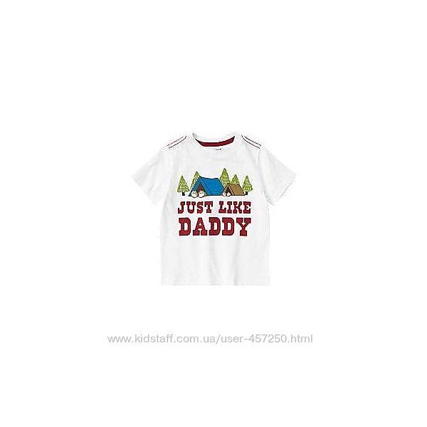 В наличии футболка детская CRAZY8, из Америки. Размер на 2 года.