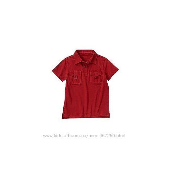 Бордовая детская тенниска, футболка CRAZY8, из Америки, размер на 4-5 лет