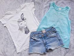 Фирменная Одежда для девочек 6-10л