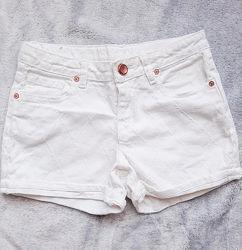джинсовые шорты Zara 6-7л