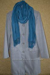 Плащ marks & spencer  шарф в подарок
