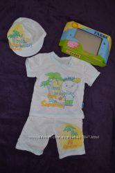 Легенький комплект костюм детский Бутузик-2 для мальчика тм Габби