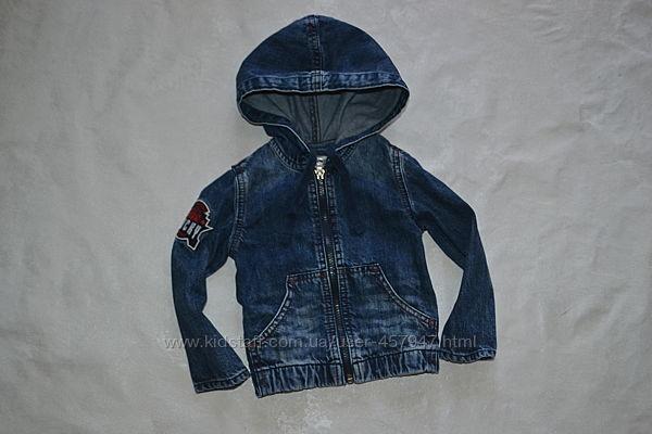 Детская джинсовая куртка Глория джинс