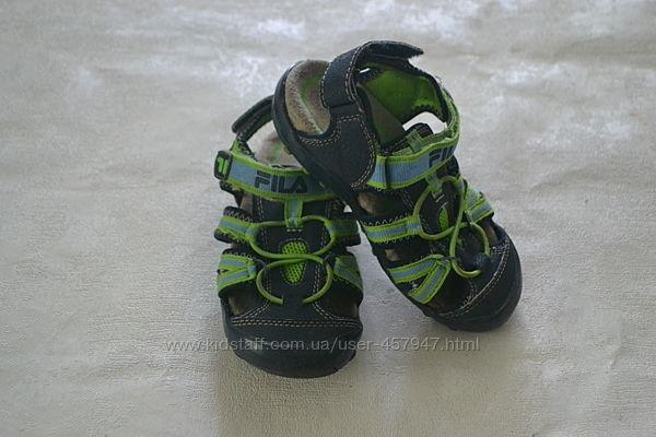 Детские Босоножки сандали Fila Фила