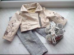 Разная одежда для куклы Салли или малышке 62см