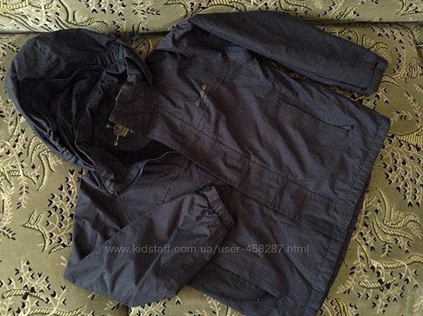 Демисезонная куртка REGATTA на Флисе  на 7-9 лет