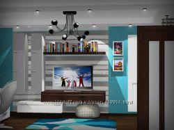 услуги по дизайну мебели