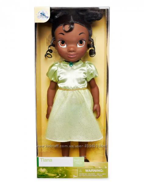 Кукла малышка Тиана аниматорс от Дисней.