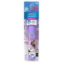 Детские зубные електрощетки Oral B для мальчиков и девочек