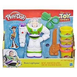 Набор плей до Базз Play-Doh Disney Pixar Toy Story Buzz Lightyear Set