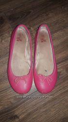 Балетки розовые