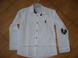 Рубашка и обманки для мальчика в школу, новые, остатки СП , в наличии