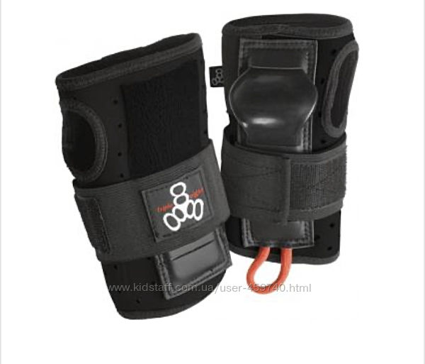 Комплект защиты для кистей Triple Eight RD Wristsaver