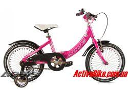 Алюминиевый детский велосипед Ardis Alice 16, 20 AL
