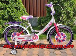 Велосипед детский Ardis Lillies 12, 18, 16, 20