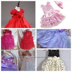Для самой очаровательной принцессы Нарядное платье В наличии