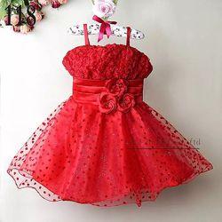 Букет роз Самое красивое нарядное пышное платье  на утренник