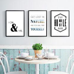 Мотиваційні постери. Колекція Quotes