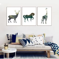 Фото постери. Колекція Animals