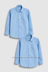 Рубашка next 15 лет с длинными рукавами