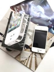 Apple iPhone 4 White 8gb оригинал