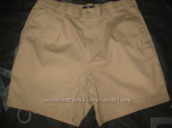 Мужские хлопковые шорты размер w36