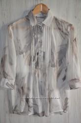 Блуза с интересными пуговицами