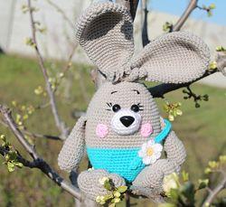 Кролик-большелап 25 см