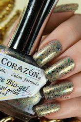 El Corazon Эль коразон Star bath лак для ногтей, 16 мл Новинка