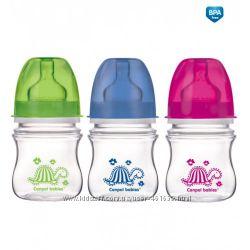 Пластмассовая бутылочка Canpol babies