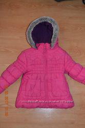 Демисезонная курточка для принцессы Marks & Spencer M&S